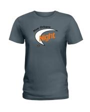 New Orleans Night Ladies T-Shirt thumbnail