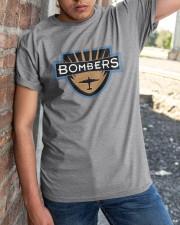 Baltimore Bombers Classic T-Shirt apparel-classic-tshirt-lifestyle-27