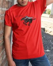 Oklahama Wranglers Classic T-Shirt apparel-classic-tshirt-lifestyle-27