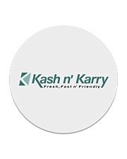 Kash n' Karry Circle Coaster thumbnail