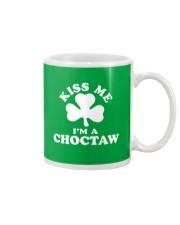 Kiss Me I'm a Choctaw Mug thumbnail
