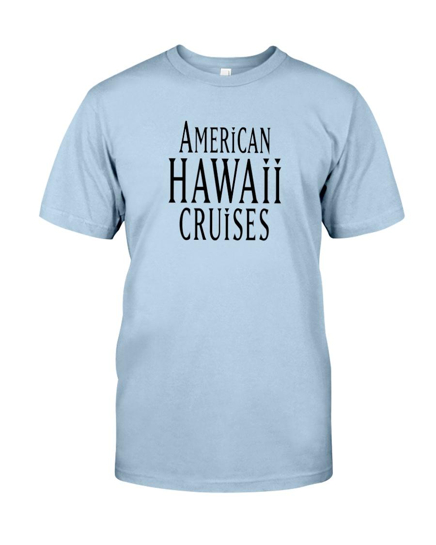 American Hawaii Cruises Classic T-Shirt