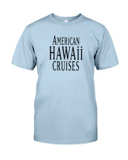 American Hawaii Cruises Classic T-Shirt front