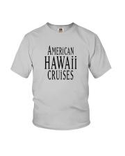 American Hawaii Cruises Youth T-Shirt thumbnail