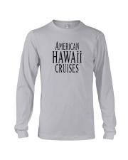 American Hawaii Cruises Long Sleeve Tee thumbnail