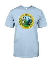 Great Seal of the State of North Carolina Classic T-Shirt front