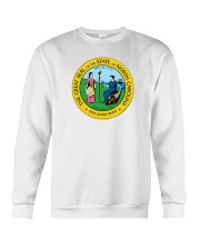 Great Seal of the State of North Carolina Crewneck Sweatshirt tile