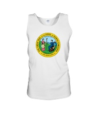 Great Seal of the State of North Carolina Unisex Tank thumbnail