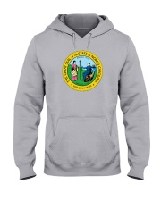 Great Seal of the State of North Carolina Hooded Sweatshirt thumbnail