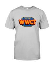 WWCT 106 FM - Peoria Illinois Classic T-Shirt front