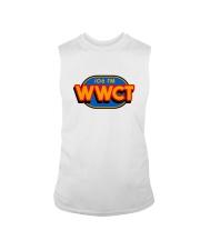 WWCT 106 FM - Peoria Illinois Sleeveless Tee thumbnail