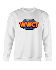 WWCT 106 FM - Peoria Illinois Crewneck Sweatshirt thumbnail