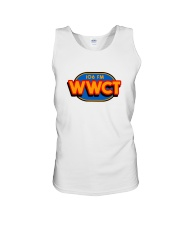 WWCT 106 FM - Peoria Illinois Unisex Tank thumbnail