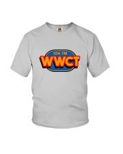 WWCT 106 FM - Peoria Illinois Youth T-Shirt thumbnail