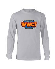 WWCT 106 FM - Peoria Illinois Long Sleeve Tee thumbnail