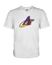 Akron Aeros V-Neck T-Shirt thumbnail