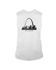 The St Louis Skyline Sleeveless Tee thumbnail