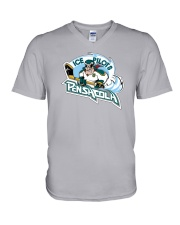 Pensacola Ice Pilots V-Neck T-Shirt tile