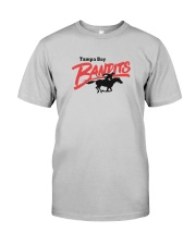 Tampa Bandits Classic T-Shirt front