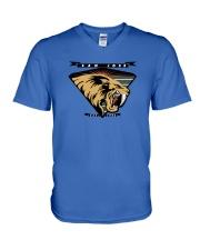 San Jose SaberCats V-Neck T-Shirt thumbnail