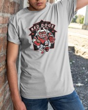 New Jersey Red Dogs Classic T-Shirt apparel-classic-tshirt-lifestyle-27
