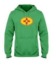 State Flag of New Mexico Hooded Sweatshirt thumbnail