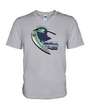 Corpus Christi IceRays V-Neck T-Shirt thumbnail