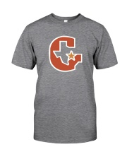 Houston Gamblers Classic T-Shirt front