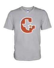 Houston Gamblers V-Neck T-Shirt thumbnail
