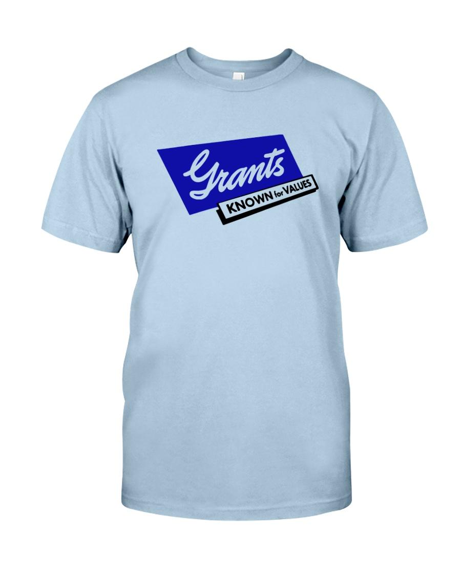 W T Grant Classic T-Shirt