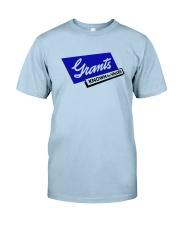 W T Grant Classic T-Shirt front