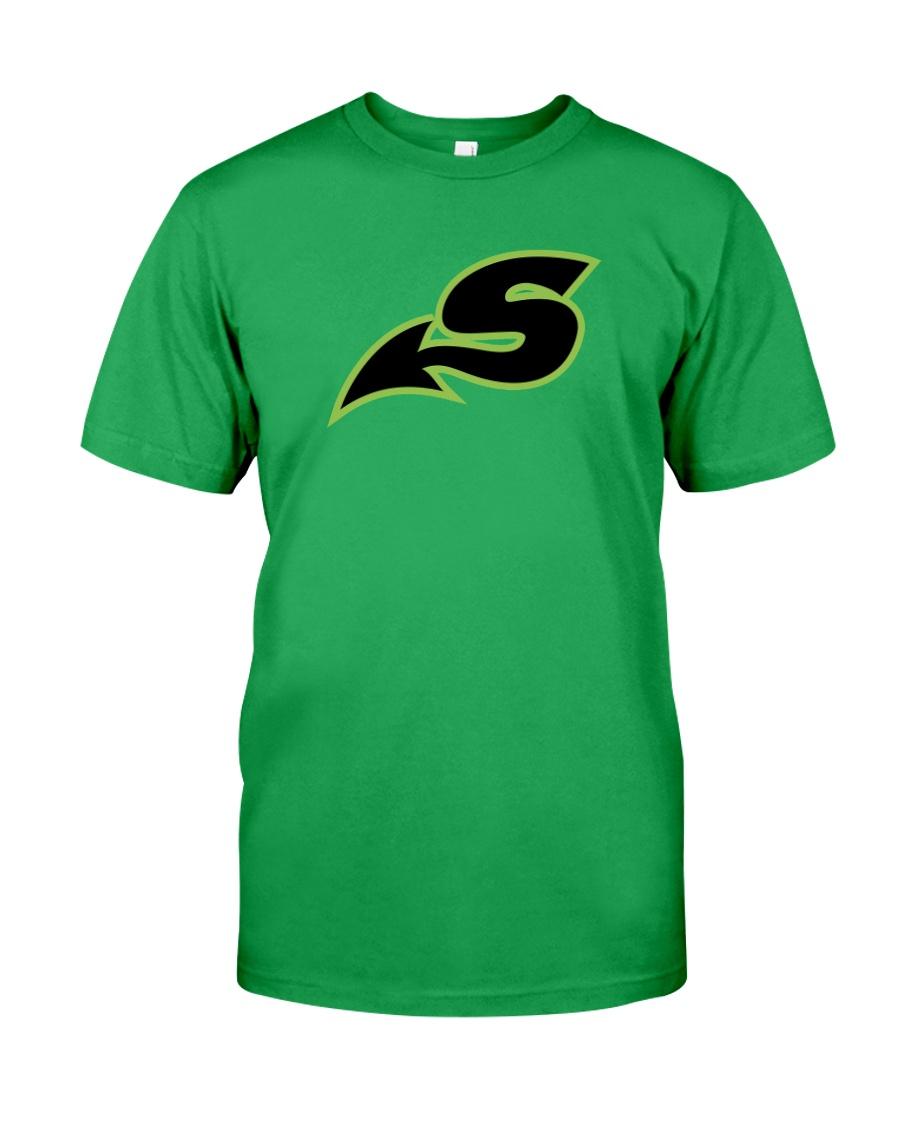 Shreveport Swamp Dragons  Classic T-Shirt