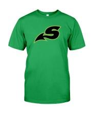 Shreveport Swamp Dragons  Classic T-Shirt front