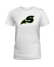 Shreveport Swamp Dragons  Ladies T-Shirt thumbnail
