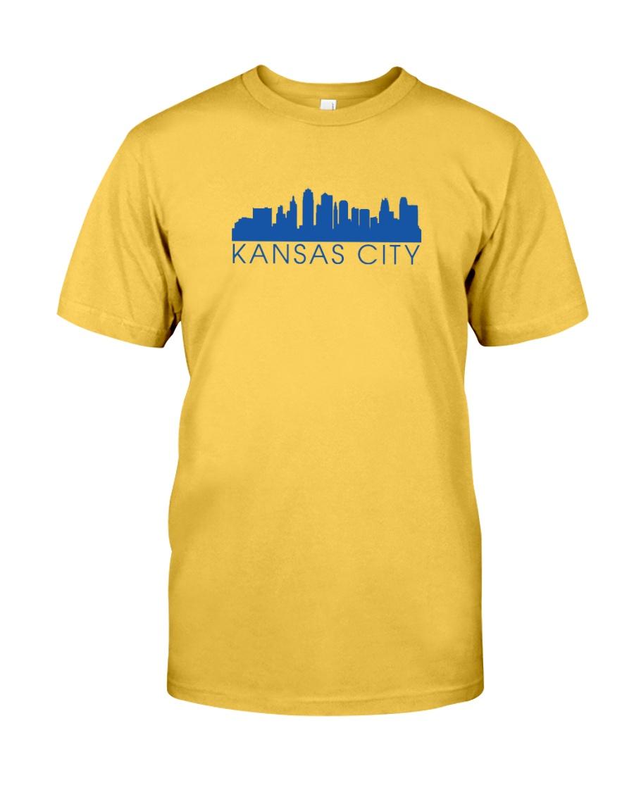 Kansas City Skyline Classic T-Shirt