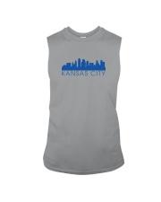 Kansas City Skyline Sleeveless Tee thumbnail