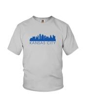 Kansas City Skyline Youth T-Shirt thumbnail