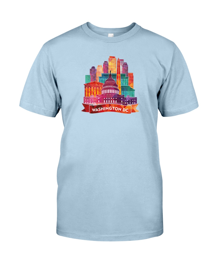 Washington DC Classic T-Shirt