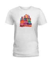 Washington DC Ladies T-Shirt thumbnail