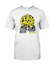 The Full Moon Saloon - Key West Florida Premium Fit Mens Tee thumbnail