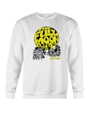 The Full Moon Saloon - Key West Florida Crewneck Sweatshirt thumbnail