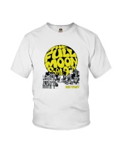 The Full Moon Saloon - Key West Florida Youth T-Shirt thumbnail