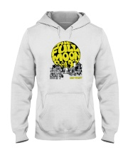 The Full Moon Saloon - Key West Florida Hooded Sweatshirt thumbnail