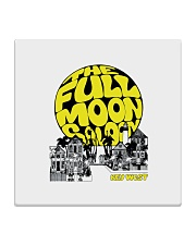 The Full Moon Saloon - Key West Florida Square Coaster thumbnail
