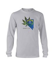 Nevada - Marijuana Freedom Long Sleeve Tee thumbnail