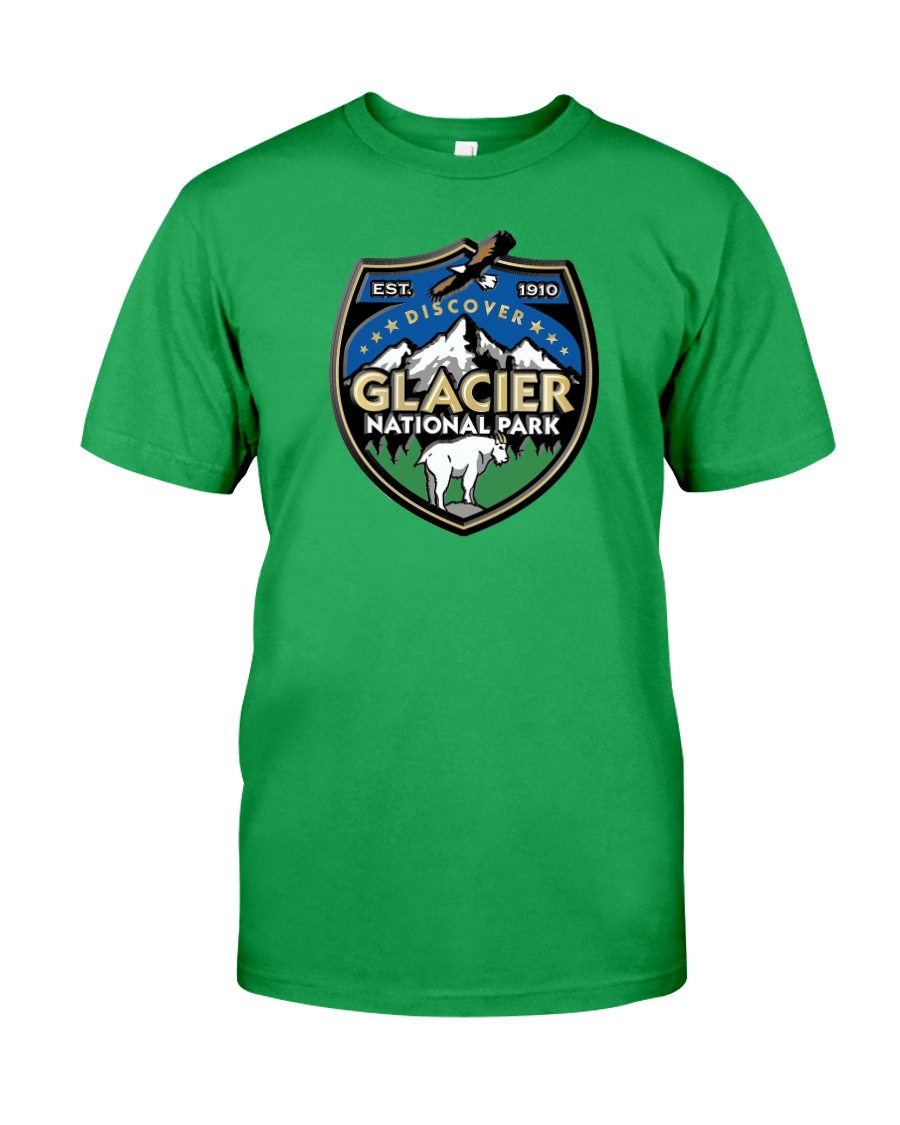 Glacier National Park - Montana Classic T-Shirt