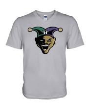 New Orleans Brass V-Neck T-Shirt thumbnail