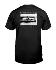 The Dock - Ridgeland Mississippi Classic T-Shirt back