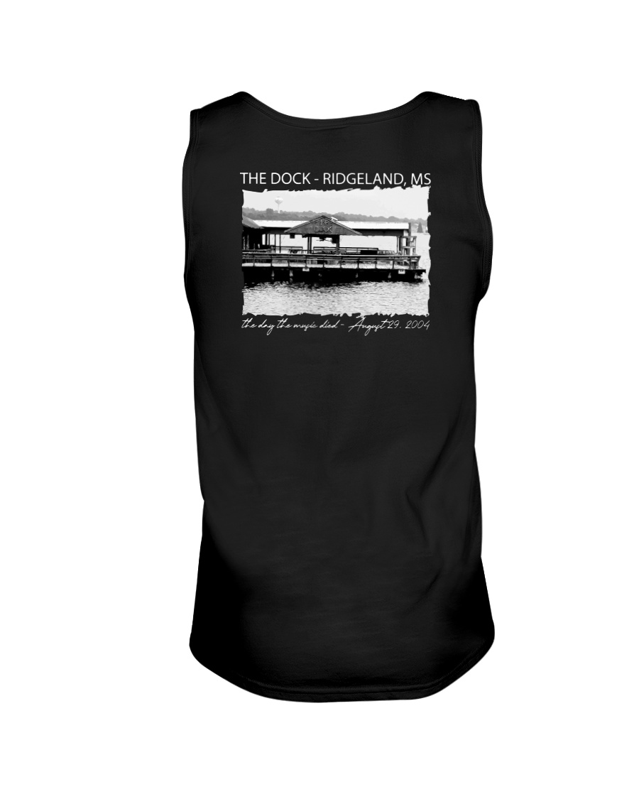 The Dock - Ridgeland Mississippi Unisex Tank
