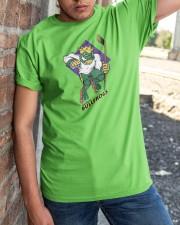 Anaheim Bullfrogs Classic T-Shirt apparel-classic-tshirt-lifestyle-27